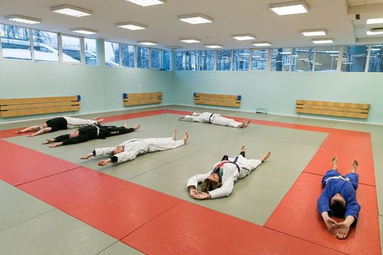 Self Defence Training in Riga