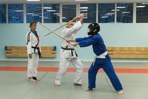 Eastern martial arts training