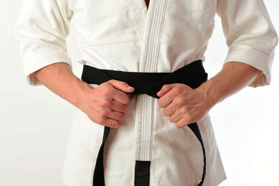Practical jiu-jitsu - About belts